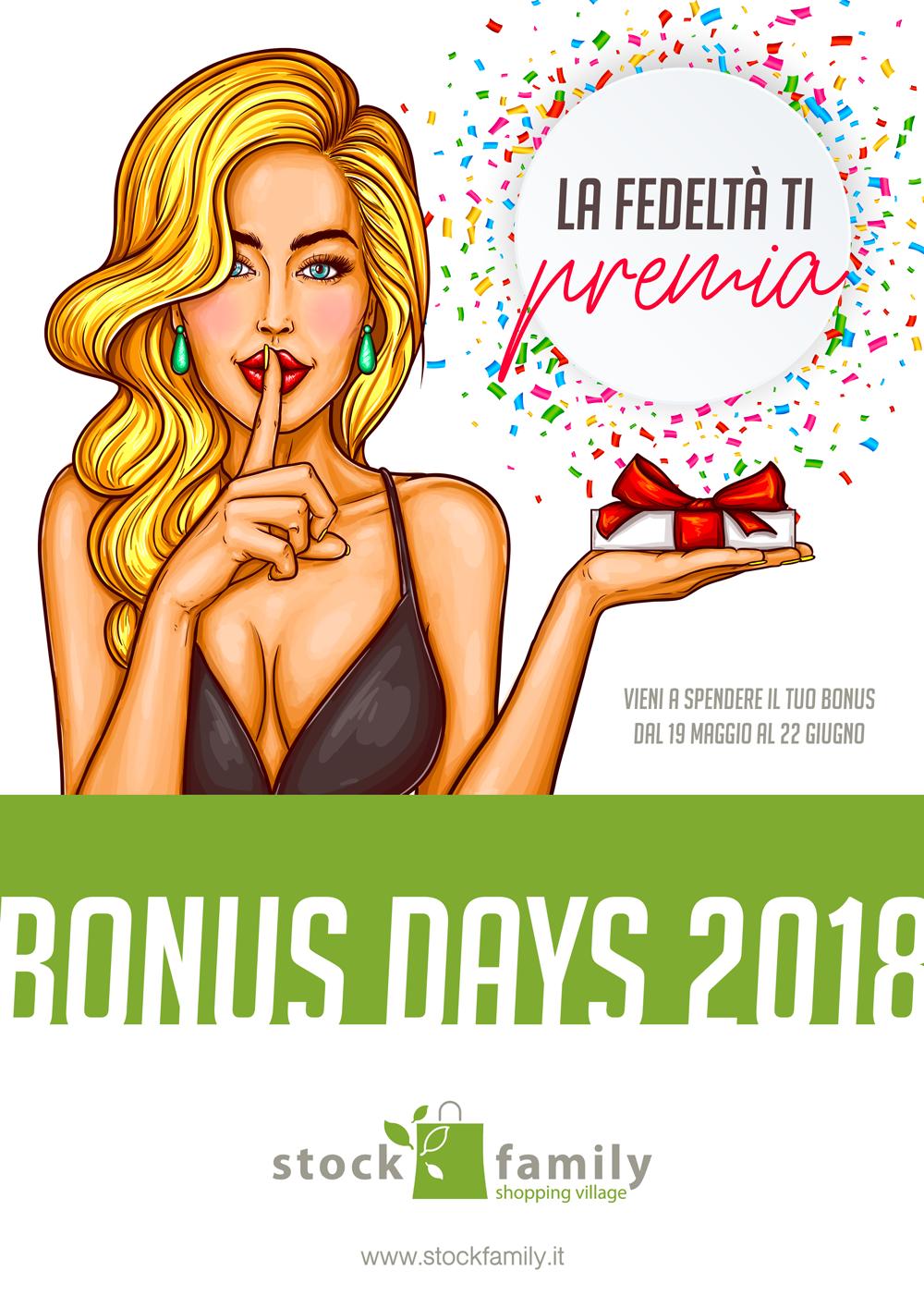 Bonus Day 2018
