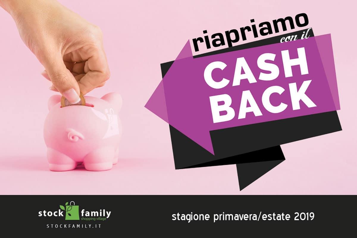 Riapriamo con il CashBack