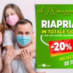 STOCKFAMILY RIAPRE DOPO IL COVID