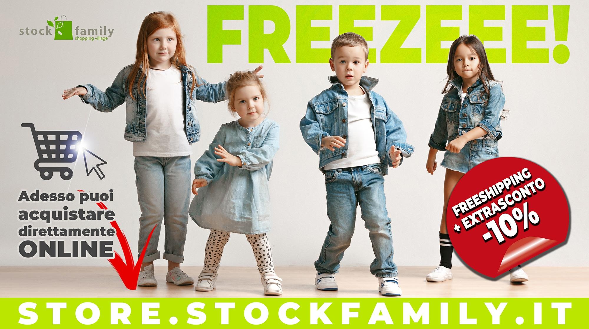 e-commerce Stock Family