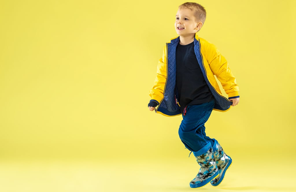 Outfit Bambino in Stile Trendy